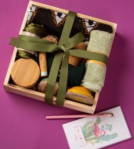 Image of Mother's Day Gift Box by Nokware Skincare