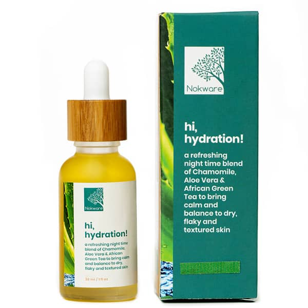 hi, hydration advanced facial oil - Nokware African Skincare