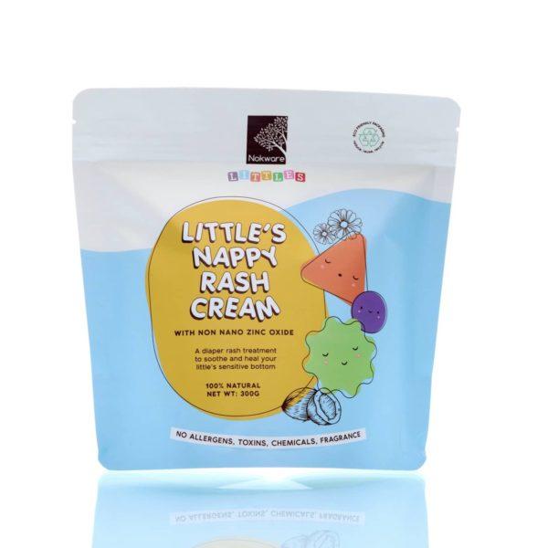 Image of packaging for Nokware Littles - Little's Nappy Rash Cream by Nokware Skincare